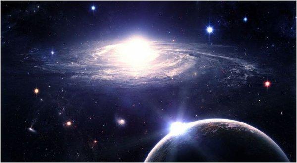 MensaGeiro sinais no universo