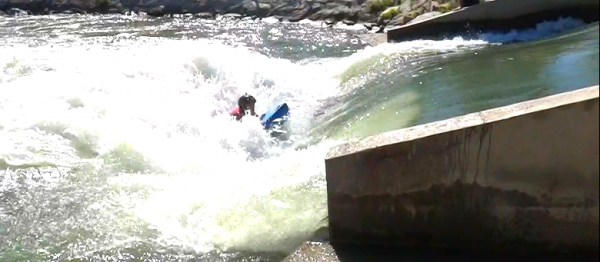 encore du kayak