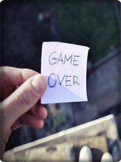 Fin du game !!! mouahahah