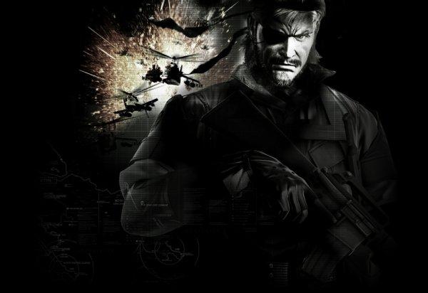 Metal Gear *-*