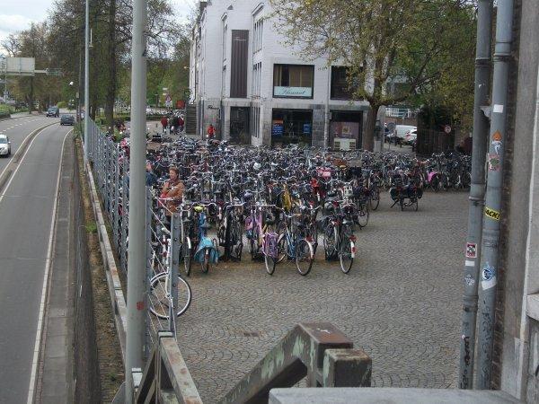 Voyage scolaire à Maastricht
