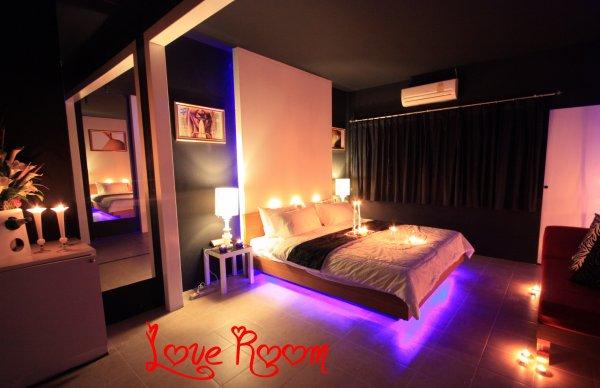 Love Room ! (Ou Chambre à cochoneries ^^)