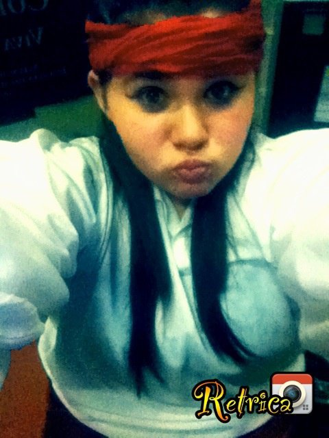 Deguisement de pirate!<3. La danse<3<3.