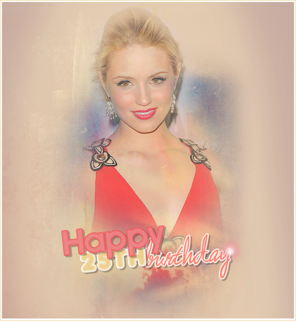 •          SWEETY BIRTHDAY Dianna!          •