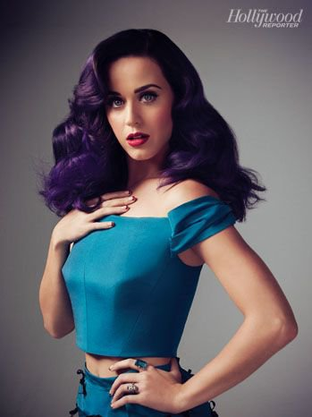 Katy Perry-Hollywood Reporter-2012