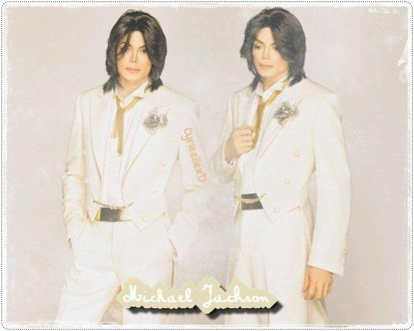 Michael Jackson, bien plus qu'une simple passion.♥