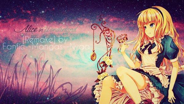 Alice au Pays des Merveilles  [Chap 1]