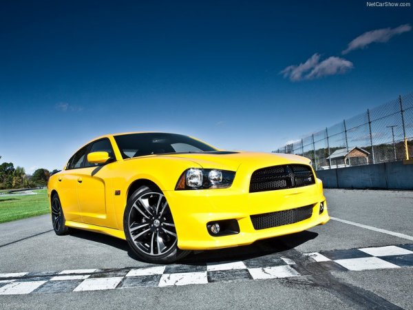 Dodge Charger SRT8 Super Bee 2012...Ouh LaLa !!!