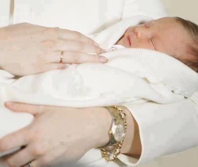 La naissance d'un enfant le plus beau cadeau de la vie