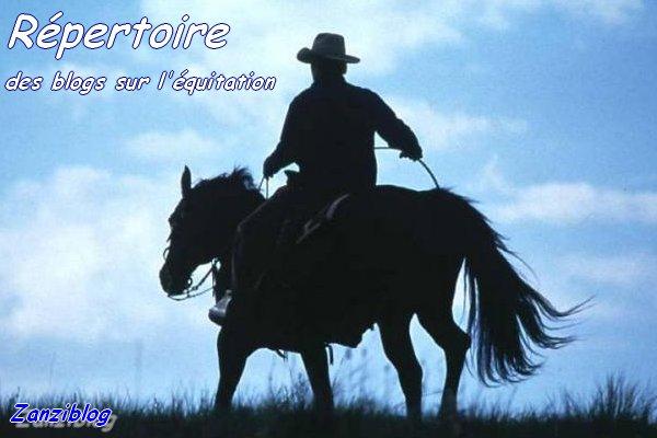 Répertoire des blogs sur l'équitation
