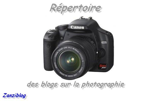 Répertoire des blogs sur la photographie