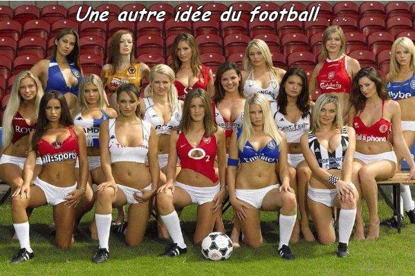 Une autre idée du football