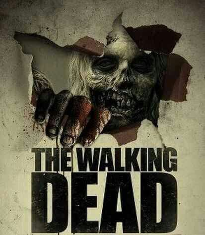The Walking Dead j'adore :)