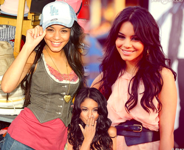 vanessa hudgens and beyonce
