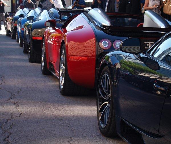 Bugatti...