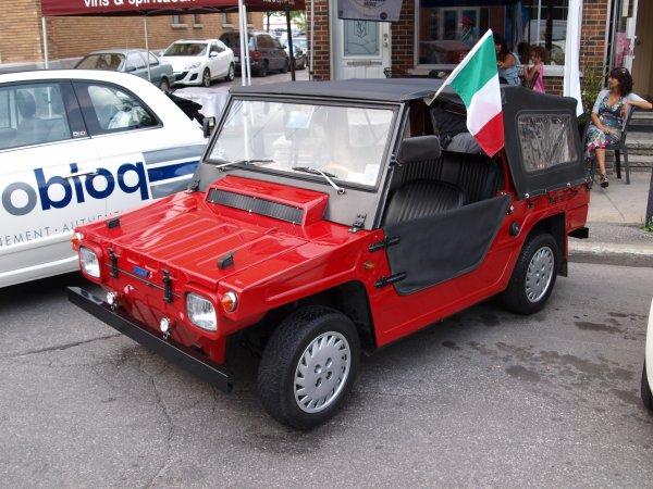 Fiat 126 Savio Jungla