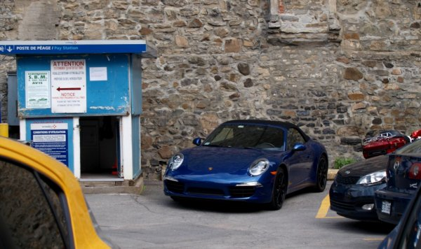 Porsche 911 Carrera S (991 Mark I) Cabriolet