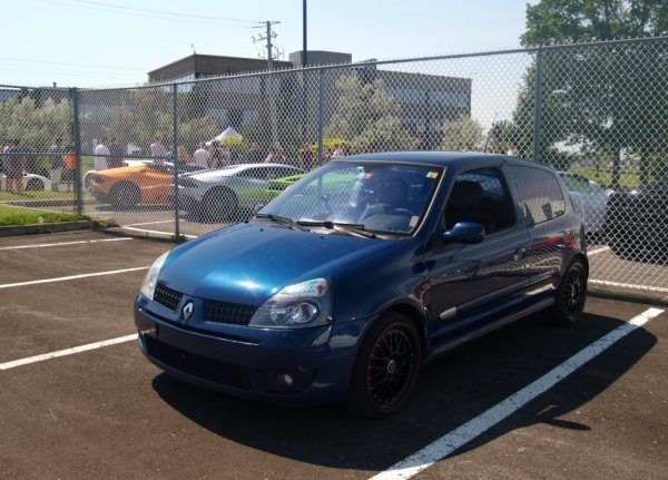Renault Clio RS2