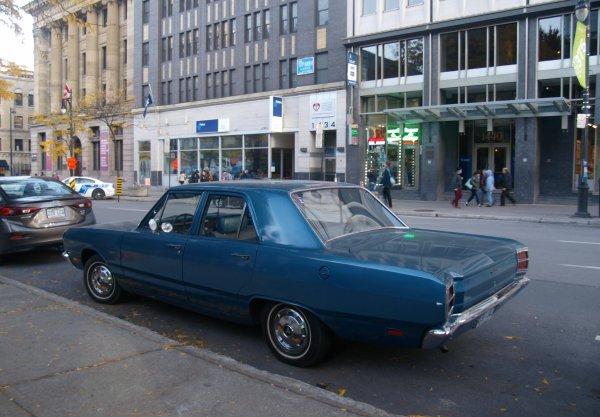 Dodge Dart 4-door Sedan 1967