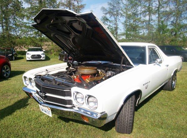 Chevrolet El Camino SS396 1970