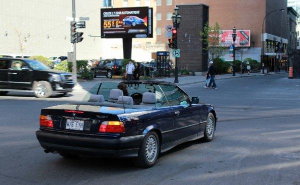 BMW 318i Convertible E36