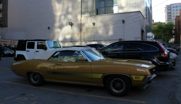 Ford Torino GT Convertible 1970