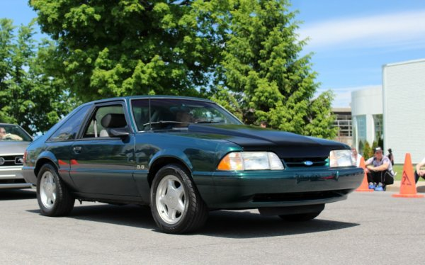 Ford Mustang GT Hatchback 1987