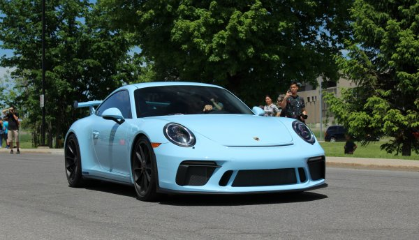 Porsche 911 GT3 (991 Mark II)
