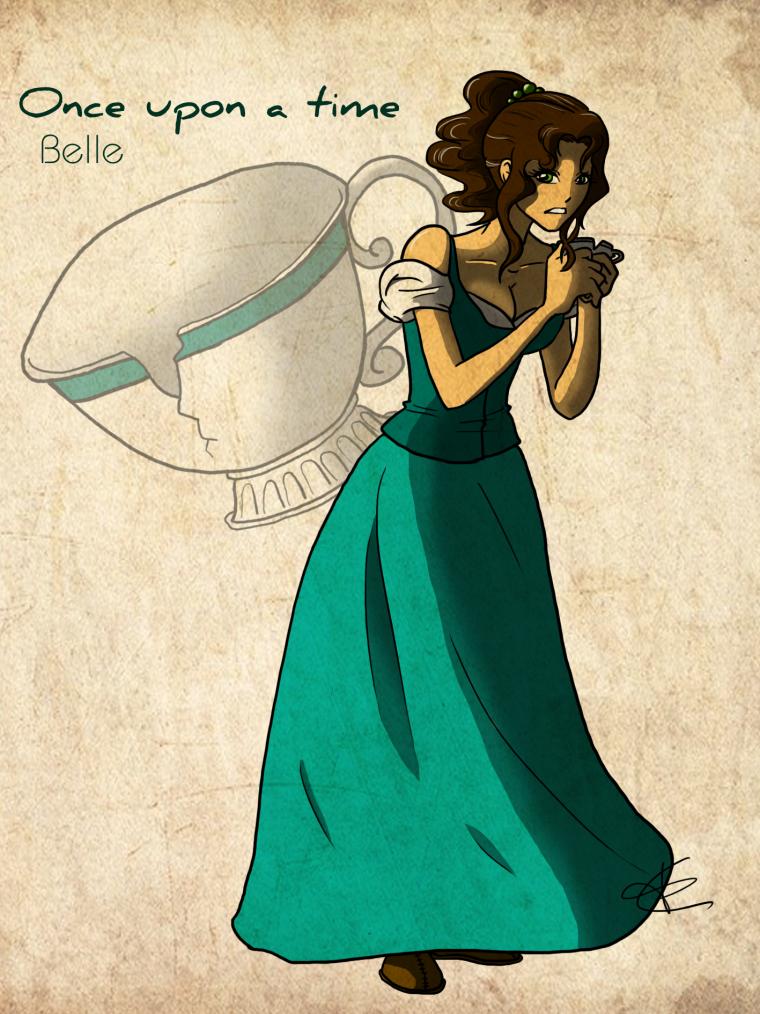 95. Belle