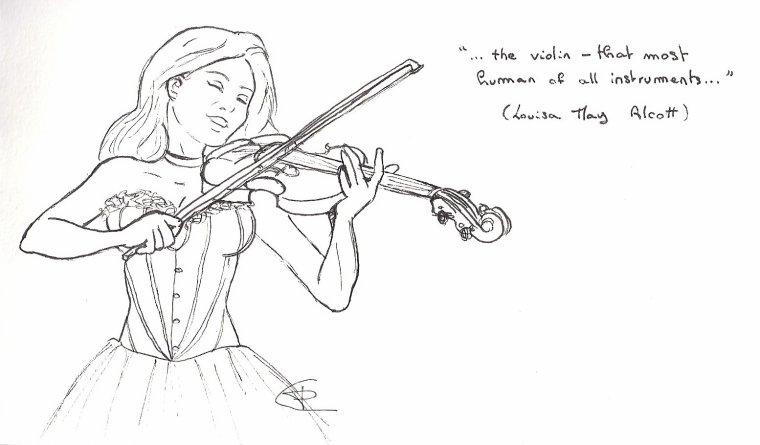 102. Tournent les violons...