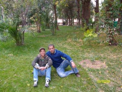 les bons souvenires au  parc Mauresque,ARCACHON 33 - Gironde