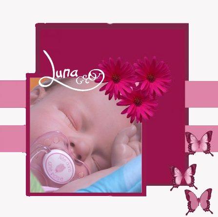 Luna Mon bébé