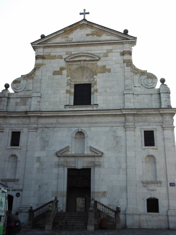 Images de Haute-Savoie : L'Eglise Saint François de Sales à Annecy !...
