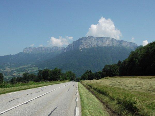 Images de Haute-Savoie : Aux alentours du Col de Bluffy !...
