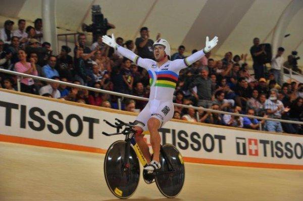 2 ème manche de la Coupe du Monde de Cyclisme sur Piste, à Aguascalientes, au Mexique !...