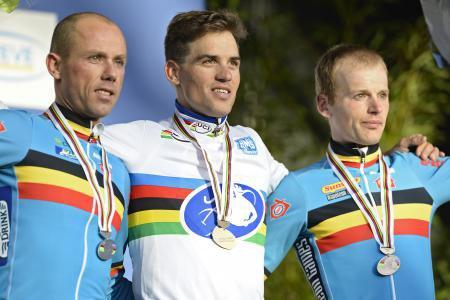 Championnats du Monde de Cyclo-Cross, à Hoogereide, aux Pays-Bas !...