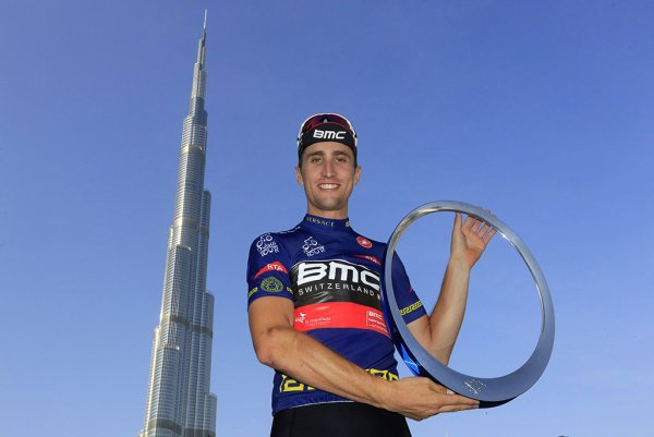 Taylor Phinney remporte le 1 er Tour de Dubaï !...