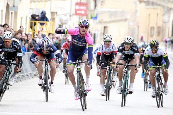 Sacha Modolo remporte le « Trofeo Ses Salines », en Espagne !...
