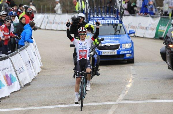 Michal Kwiatkowski remporte le « Trofeo Serra de Tramontana », en Espagne !...