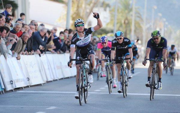 Gianni Meersman remporte le « Trofeo Muro-Port d'Alcudia », en Espagne !...