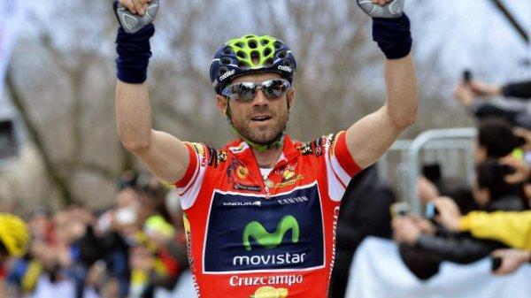 Alejandro Valverde remporte le 60 ème Tour d'Andalousie !...