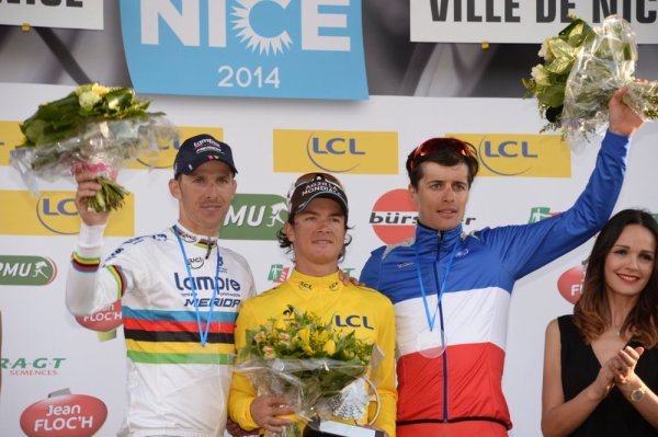 Carlos Betancur remporte le 72 ème Paris - Nice !...