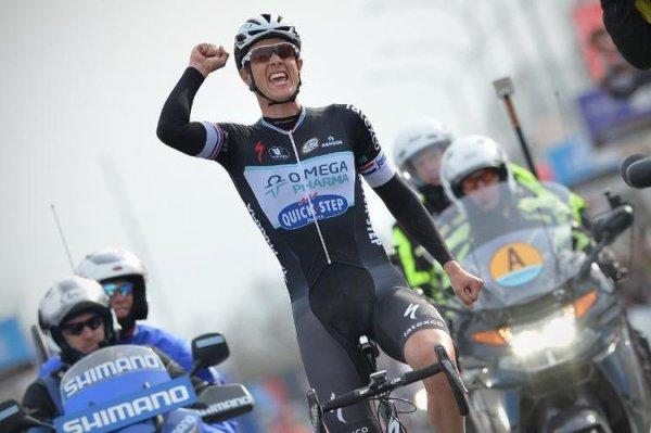 Niki Tersptra remporte le 69 ème « A travers les Flandres » !...