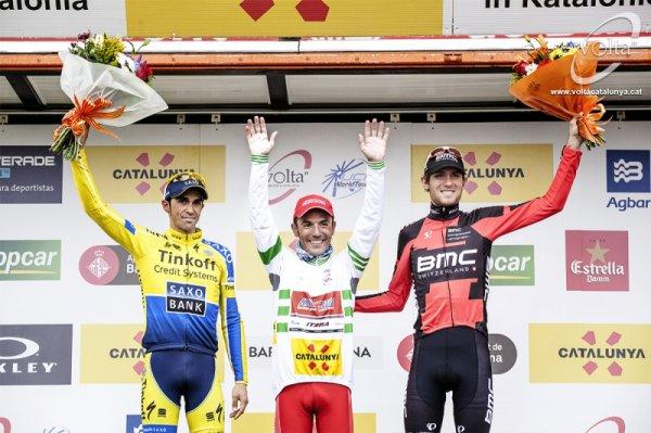Joaquim Rodriguez remporte le 94 ème Tour de Catalogne !...