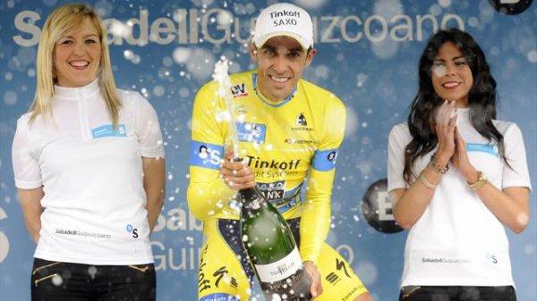 Alberto Contador remporte le 54 ème Tour du Pays Basque !...