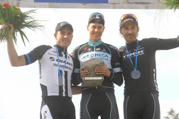 Niki Terpstra remporte le 112 ème Paris - Roubaix !...