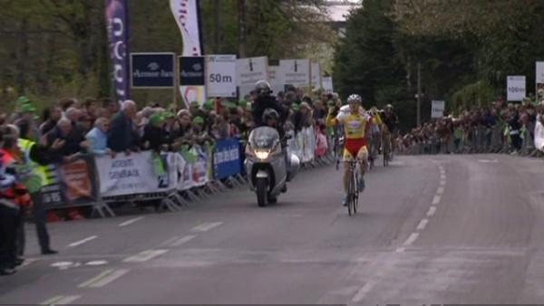 Antoine Demoitié remporte le 29 ème Tour du Finistère !...