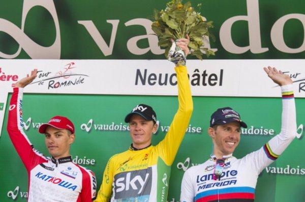 Christopher Froome remporte le 68 ème Tour de Romandie !...