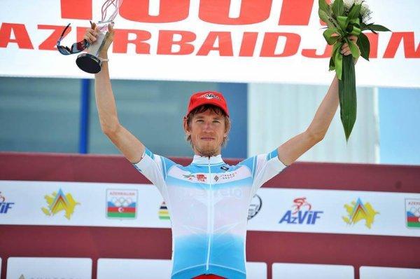 Ilnur Zakarin remporte le 3 ème Tour d'Azerbaïdjan !...