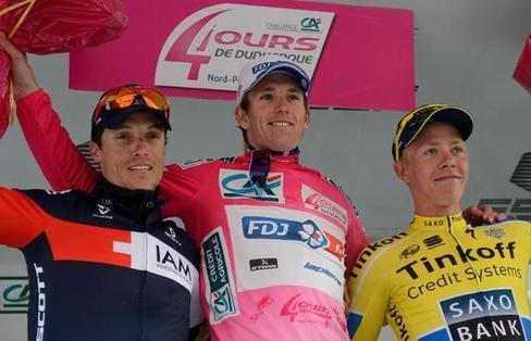 Arnaud Démare remporte les 60 èmes « Quatre Jours de Dunkerque » !...
